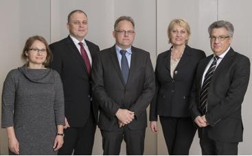 Audito rūmų komanda