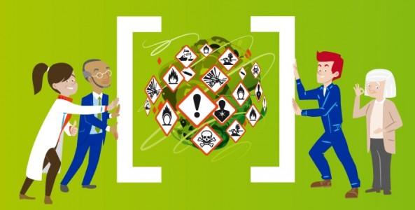 kampanija cheminės medžiagos