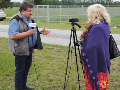 Kupiškio sk. Lenkijoje _interviu
